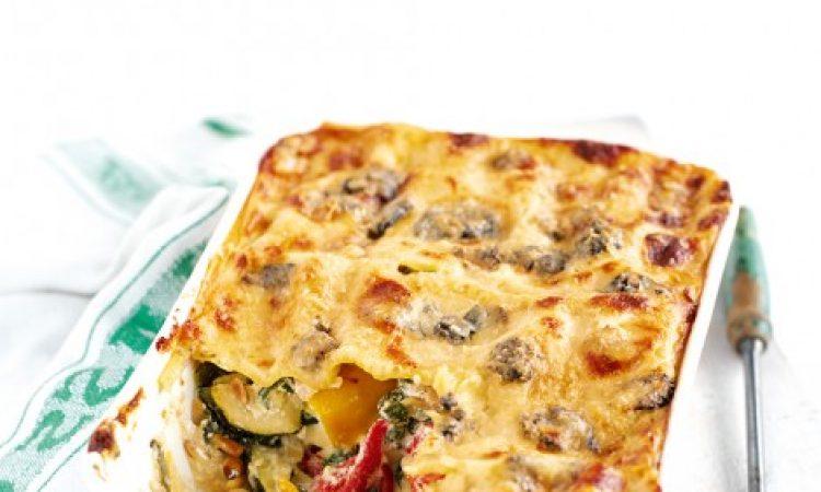 Vegetarian Recipe Round-up Thumbnail