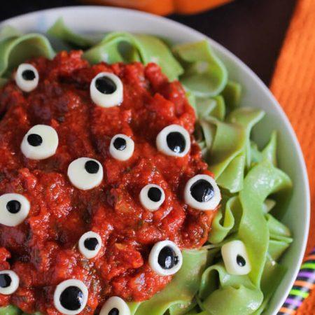 Family Friendly Spooky Halloween Recipes