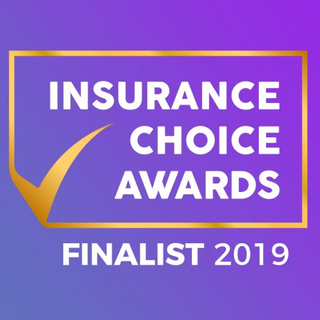 We're an Insurance Choice Awards 2019 Finalist!