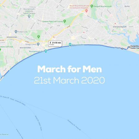 March for Men – Supporting Prostate Cancer UK