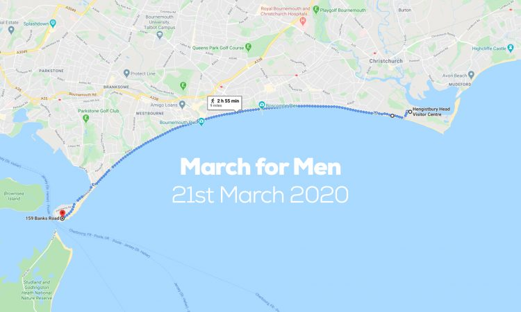 March for Men – Supporting Prostate Cancer UK Thumbnail