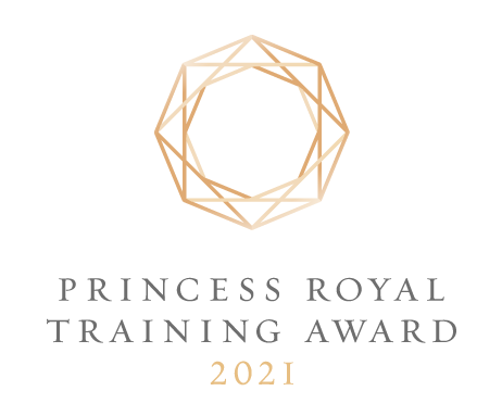 Protect Line recognised by HRH The Princess Royal for excellence in training and development in 2021 Thumbnail